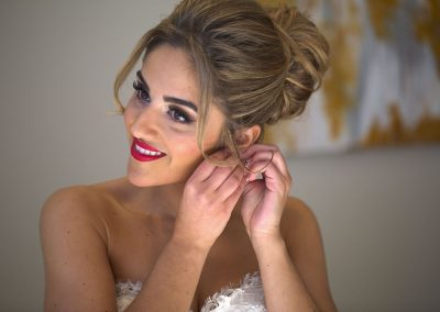 hair makeup wedding