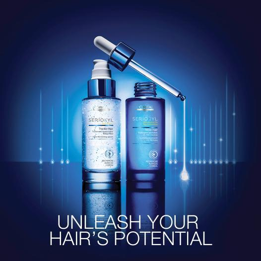 Unleash your hairs hidden potential with Serioxyl